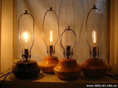 Керосиновая лампа своими руками